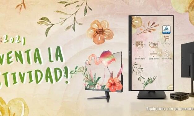MSI presenta un Cashback para esta primavera en PCs All-in-One, Mini PCs y monitores profesionales