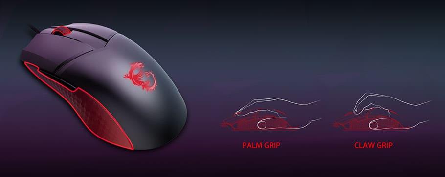 MSI presenta Clutch GM41 Lightweight y Immerse GH20