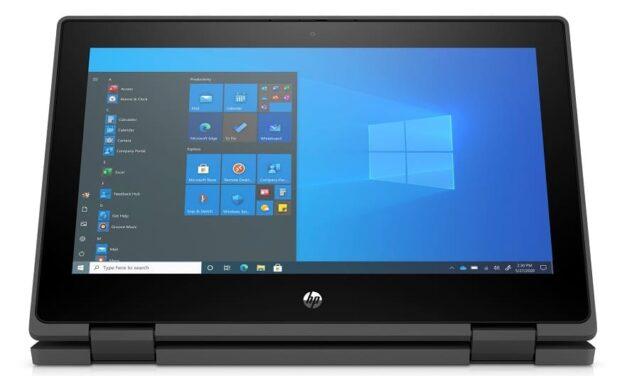 Nuevo portátil convertible HP Education Edition diseñado para un aprendizaje sin límites