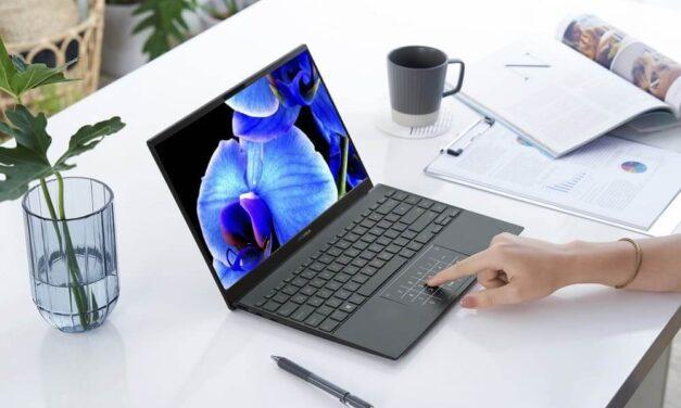 ASUS lanza el nuevo ZenBook 13 OLED (UX325)