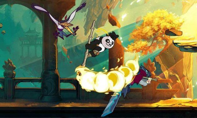 Lucha desde hoy con los guerreros de Kung Fu Panda: Po, Tigresa y Tai Lung, de DreamWorks Animation, en Brawlhalla