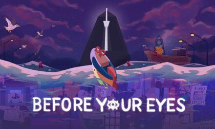Before Your Eyes, la nueva experiencia narrativa de GoodbyeWorld Games centrada en el parpadeo, llega a Steam el 8 de abril