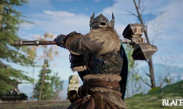 Juega desde hoy con los vikingos de Season VII: Wolves of Ragnarok, la nueva temporada de Conqueror's Blade
