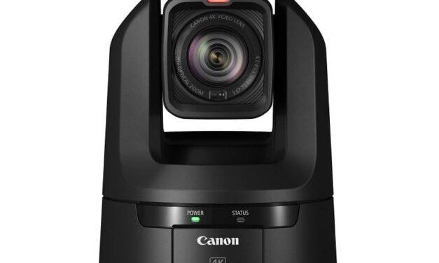Canon presenta cuatro productos del Sistema de Cámara Remota