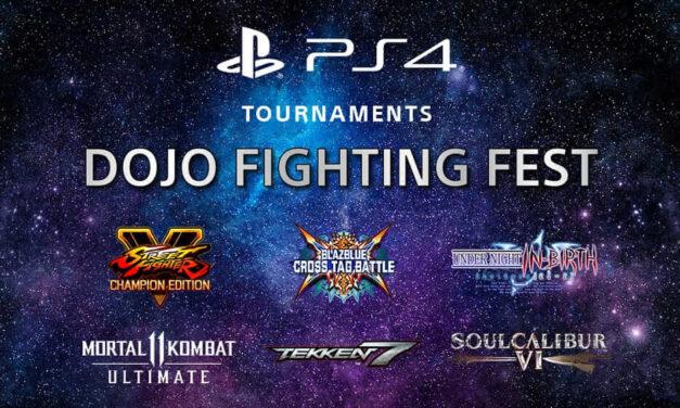 Dojo Fighting Fest llega el 11 de marzo para la comunidad PlayStation Plus
