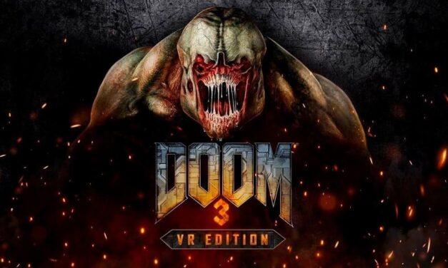DOOM 3: VR Edition ya está disponible