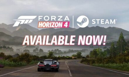 Forza Horizon 4 ya está disponible en Steam