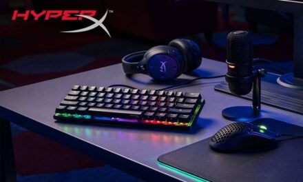 HyperX lanza el nuevo Alloy Origins 60: el teclado gaming mecánico