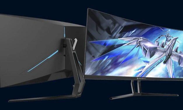 Newskill amplía su catálogo de monitores adentrándose en las 34 pulgadas con una pantalla panorámica de 144Hz