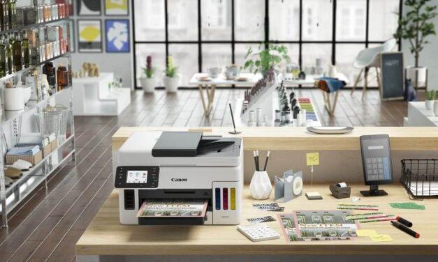 Canon amplia su gama i-SENSYS y MAXIFY como parte de su compromiso con las oficinas en casa, pequeñas y hub