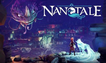 El Adventure RPG de tipeo y fantasía Nanotale se lanzará en Steam a finales de marzo