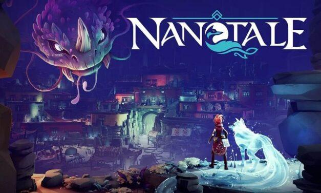 El impresionante RPG de aventuras de tipeo y fantasía Nanotale ya está disponible en Steam y GOG
