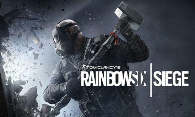 Rainbow Six: Siege ya es compatible con NVIDIA Reflex