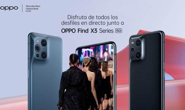 OPPO España apoyará la retransmisión en streaming de MBFWMadrid a través de su canal de tv oficial