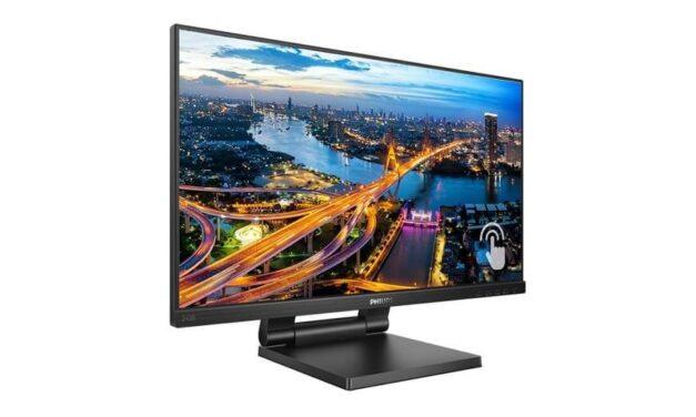 Philips apuesta por los monitores táctiles en sus gamas In-Cell Touch y Open Frames