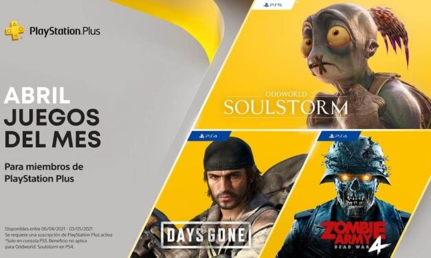 PlayStation Plus presenta entre las novedades del mes de abril un nuevo estreno en primicia para PS5, Oddworld: Soulstorm