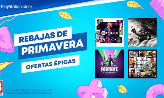 Las Rebajas de Primavera llegan a PlayStation Store cargadas de ofertas épicas