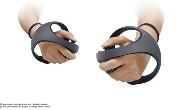 PlayStation presenta su nuevo controlador de realidad virtual para PlayStation VR