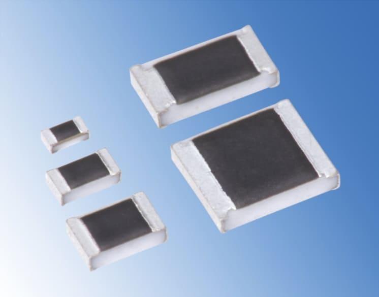 Las resistencias de chip de película delgada disponibles en RS Components ofrecen una elevada fiabilidad en entornos de funcionamiento difíciles