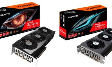 GIGABYTE lanza las tarjetas gráficas de la serie Radeon RX 6700 XT