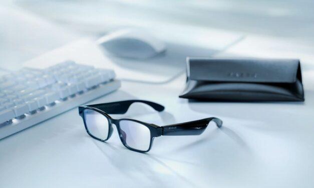Las smartglasses Razer Anzu combinan el cuidado de la vista y un audio de calidad para disfrutar con estilo