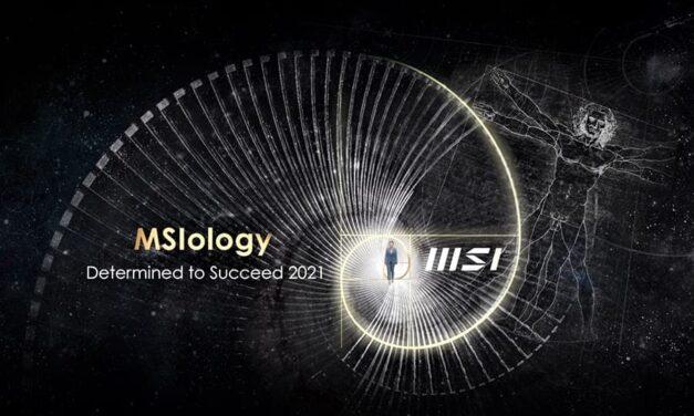 MSI presenta la nueva serie de portátiles Summit 2 en 1 diseñados siguiendo la proporción áurea