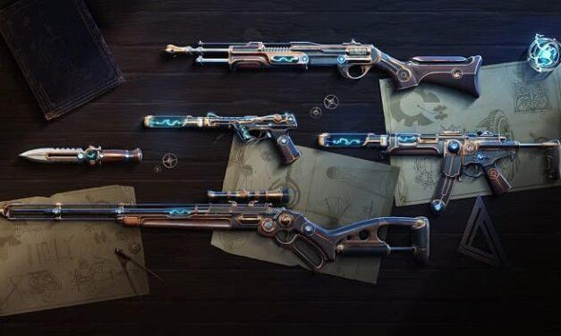 Riot Games presenta una nueva línea de aspectos para Valorant: Magepunk