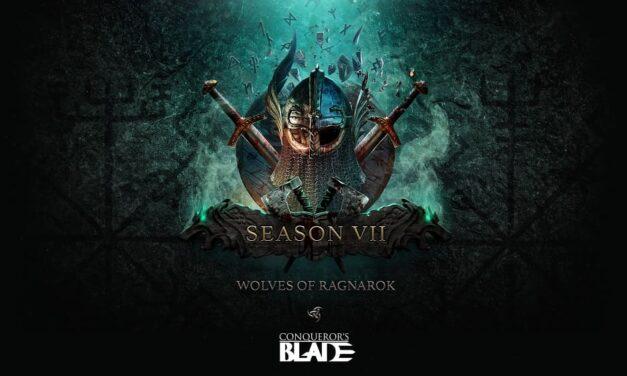 Conqueror's Blade presenta su nueva temporada con temática vikinga y un tráiler con música de Heilung