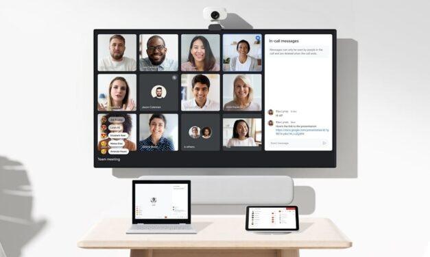 Google Workspace anuncia innovadoras funcionalidades para promover la colaboración en el nuevo futuro híbrido del trabajo