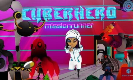¡Cyber Hero – Mission Runner, hará su lanzamiento completo el 24 de marzo!
