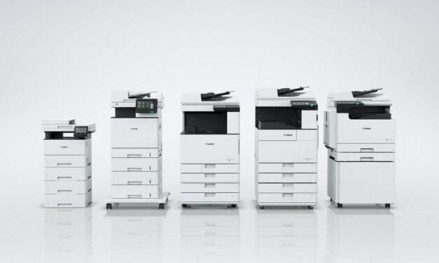 Canon lanza la serie imageRUNNER C1530, que fomenta la impresión colaborativa en un mundo laboral híbrido