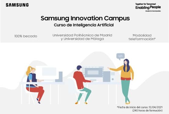 Vuelve Samsung Innovation Campus con una nueva convocatoria de cursos en Inteligencia Artificial