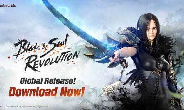 El MMO Blade & Soul Revolution ya está disponible en dispositivos móviles