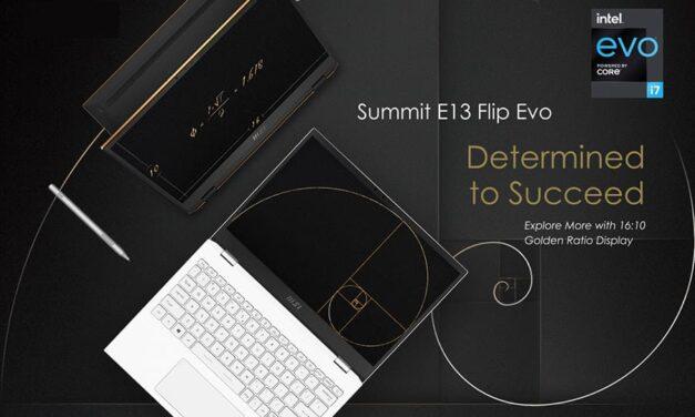 La serie Summit de MSI, galardonada en los premios CES, es la mejor solución profesional para aumentar la productividad