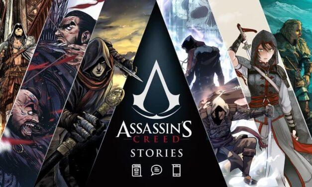 Descubre las nuevas historias que llegan al universo Assassin's Creed