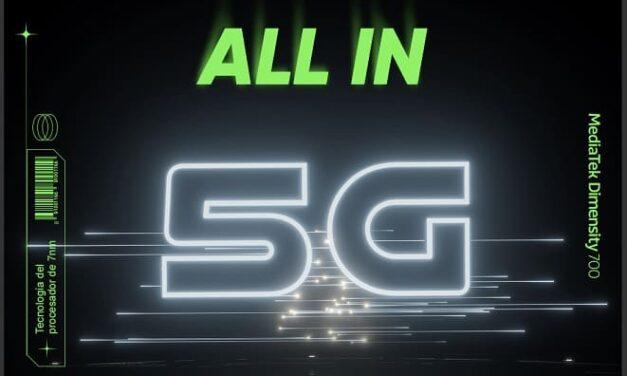 realme 8 y realme 8 5G se presentan globalmente el 22 de abril