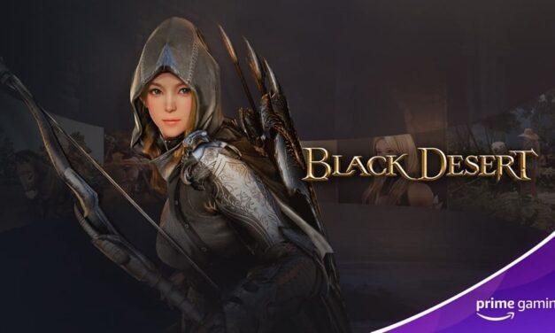 Black Desert Online gratis, para siempre, para los miembros de Amazon Prime