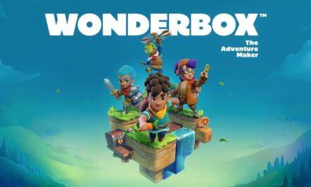 Wonderbox: The Adventure Maker llega hoy a Apple Arcade