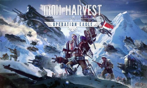La Facción Usonia en el nuevo tráiler de la Operación Águila, el nuevo contenido de Iron Harvest 1920+