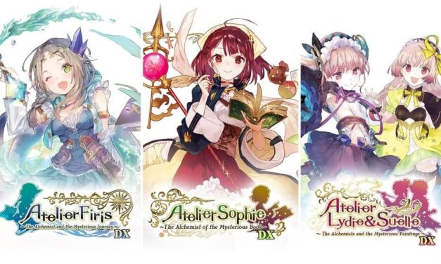 Atelier Mysterious Trilogy Deluxe Pack ya disponible para Switch, PS4 y Steam