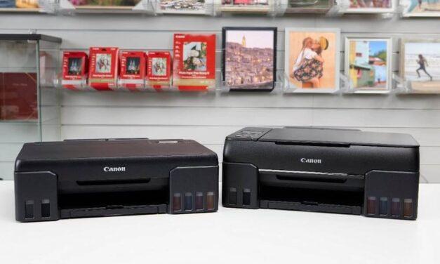 Imprime con la próxima generación de impresoras MegaTank de Canon, en las que calidad y cantidad se combinan