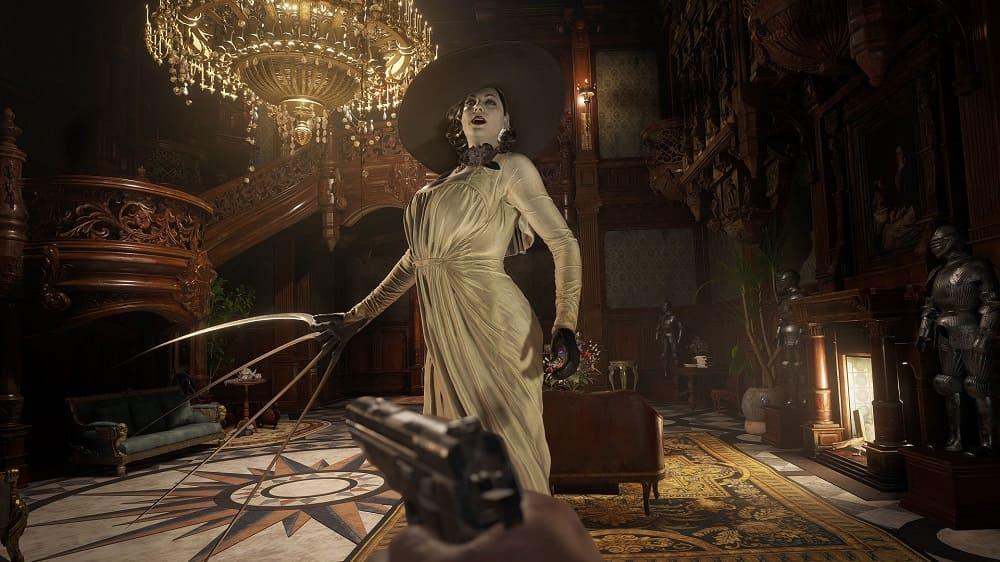 Sumérgete en la nueva generación survival horror con el estreno de Resident Evil Village
