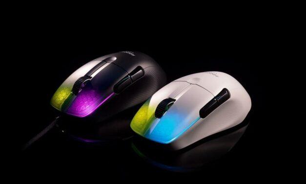 Ya están a la venta los ratones Kone Pro de ROCCAT