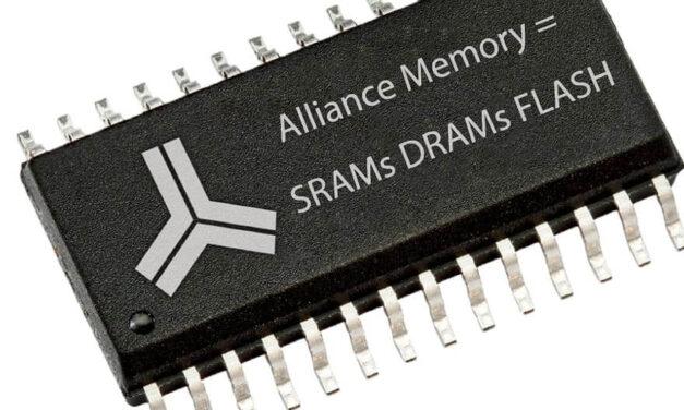 RS Components refuerza su relación con Alliance Memory