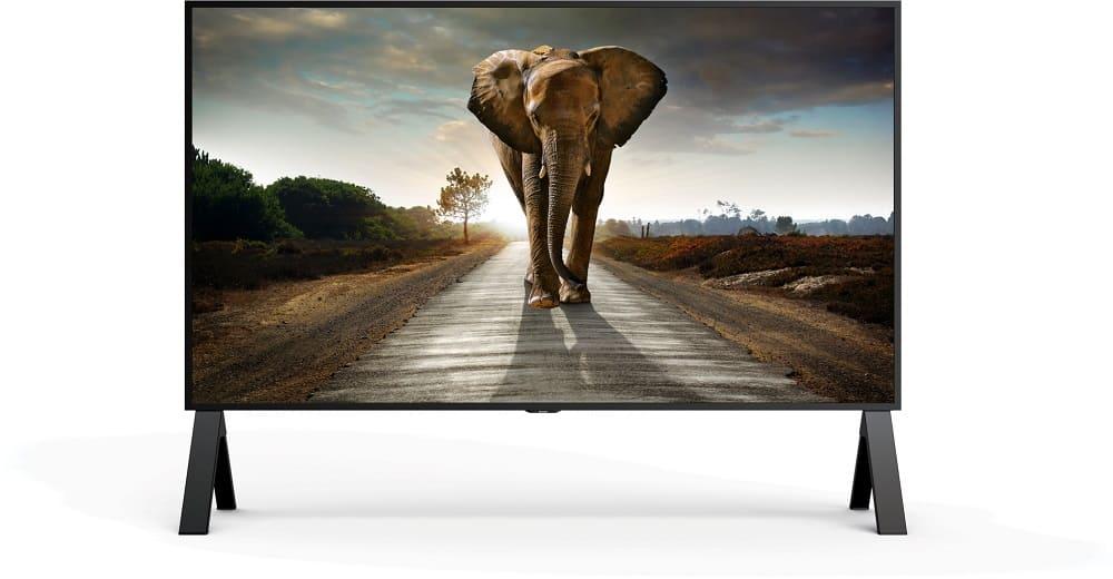 Sharp lanza la pantalla profesional 8K más grande del mercado con 120″