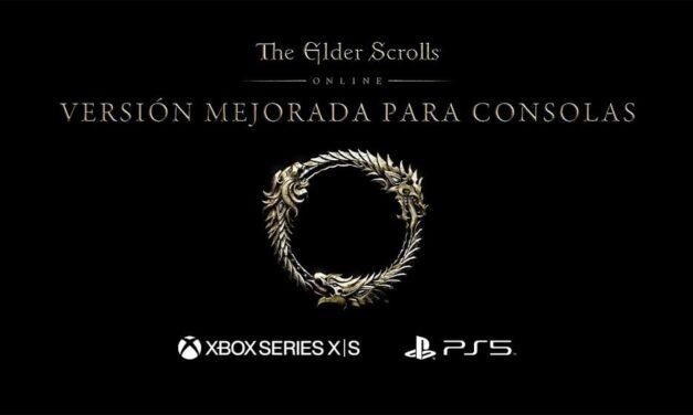 The Elder Scrolls Online: Versión Mejorada para Consolas ya está disponible para Xbox Series X/S y PlayStation 5