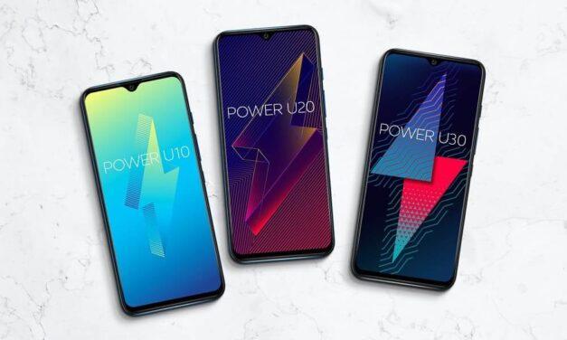 WIKO anuncia Power U, una nueva gama de smartphones que eleva la autonomía de batería hasta los 4 días