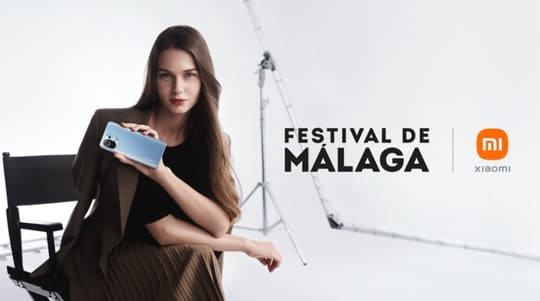 Xiaomi patrocina el Festival de Málaga