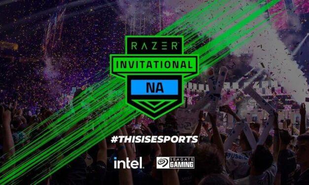 Razer empieza su temporada Razer Invitational 2021 en Norteamérica