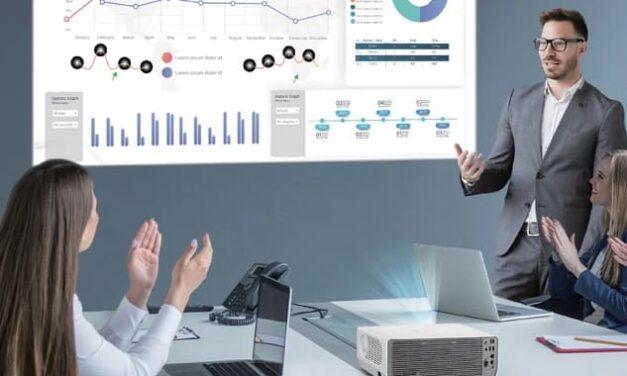 Los nuevos proyectores profesionales LG ProBeam ofrecen mayor comodidad y rendimiento